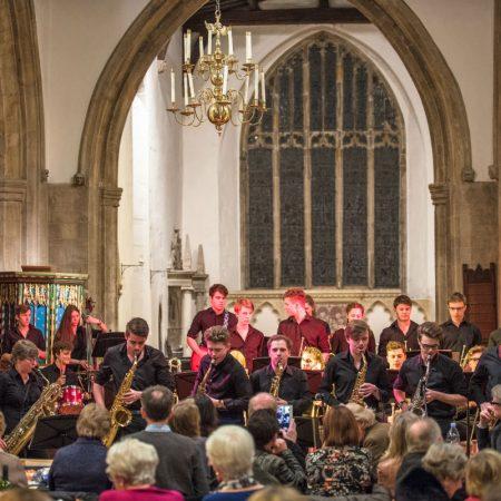 Oundle Church Sax chorus from OSJO1