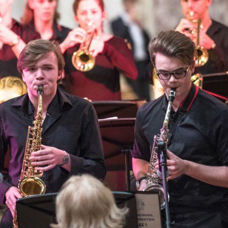 Sax duet OSJO 1
