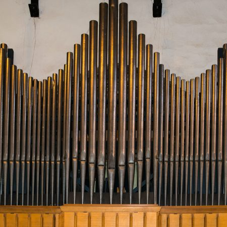 Organ-installed 1864, partially modernised in 1971